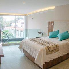 Отель Boutique JTowers Мексика, Мехико - отзывы, цены и фото номеров - забронировать отель Boutique JTowers онлайн комната для гостей фото 5