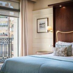 Hotel Londres y de Inglaterra 4* Улучшенный номер с различными типами кроватей фото 2