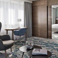 Vienna Marriott Hotel 5* Представительский люкс с различными типами кроватей фото 4