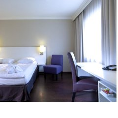 Thon Hotel Brussels Airport 3* Стандартный номер с двуспальной кроватью фото 2