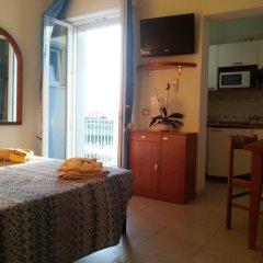 Отель Residence La Villetta Римини в номере