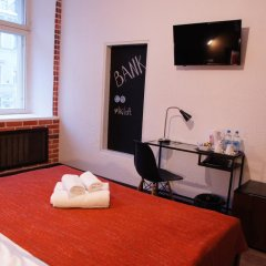 LiKi LOFT HOTEL 3* Улучшенный номер с различными типами кроватей фото 24