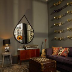 Hotel Pulitzer Amsterdam 5* Президентский люкс с различными типами кроватей фото 12