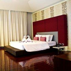 Отель Z Through By The Zign 5* Номер Делюкс с различными типами кроватей фото 24