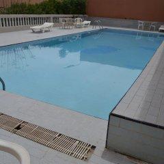 Отель Hôtel La Gazelle Ouarzazate Марокко, Уарзазат - отзывы, цены и фото номеров - забронировать отель Hôtel La Gazelle Ouarzazate онлайн бассейн фото 2