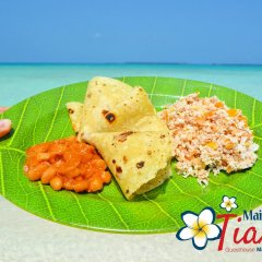 Отель Maison Tiare' Maldives Thulusdhoo Остров Гасфинолу питание фото 2