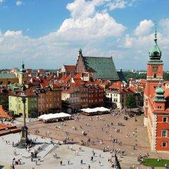 Отель Castle Square Apartment Польша, Варшава - отзывы, цены и фото номеров - забронировать отель Castle Square Apartment онлайн балкон
