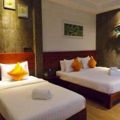 Отель Green View Village Resort 3* Номер Комфорт с различными типами кроватей фото 5