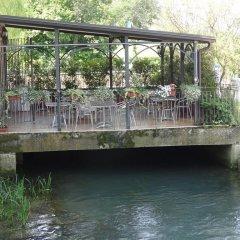 Отель CÀ Francine Ceggia приотельная территория