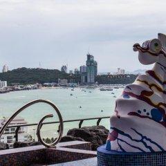 Siam@Siam Design Hotel Pattaya Паттайя приотельная территория фото 2