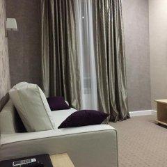 Бутик-отель Мира 3* Стандартный семейный номер с двуспальной кроватью фото 4