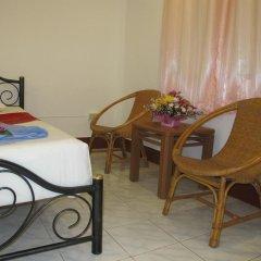 Отель Lanta Island Resort 3* Бунгало Делюкс с различными типами кроватей фото 2