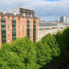 Отель Résidence Capitaine Paoli Париж