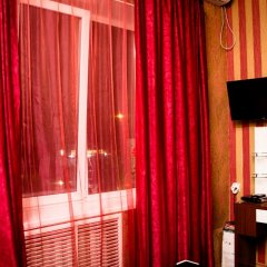 Гостиница Mini Lux Inn комната для гостей