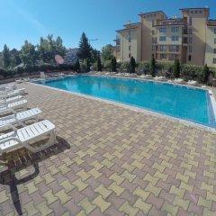 Отель VP Kamelia Garden Studios Солнечный берег бассейн фото 2