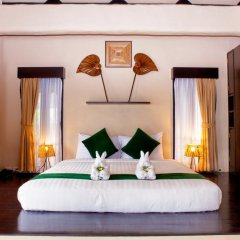 Отель Punnpreeda Beach Resort 3* Люкс с различными типами кроватей фото 7