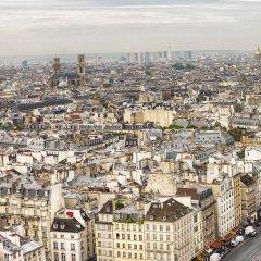 Отель Notre Dame Paris Flat Париж пляж