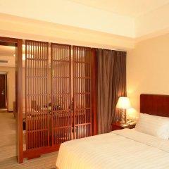 Oriental Garden Hotel 4* Улучшенный люкс с различными типами кроватей фото 3