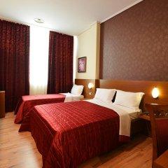 Отель Austria Албания, Тирана - отзывы, цены и фото номеров - забронировать отель Austria онлайн комната для гостей фото 4