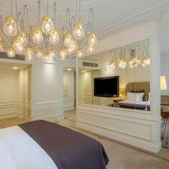 Отель Crowne Plaza St.Petersburg-Ligovsky (Краун Плаза Санкт-Петербург Лиговский) комната для гостей