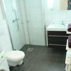 Апартаменты Byfjorden Apartment ванная
