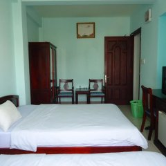 Anh Hang Hotel комната для гостей