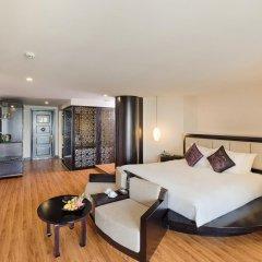 Отель Hoi An Silk Marina Resort & Spa 4* Люкс Премиум с различными типами кроватей фото 3