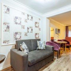 Dora Hotel 3* Люкс с различными типами кроватей фото 15
