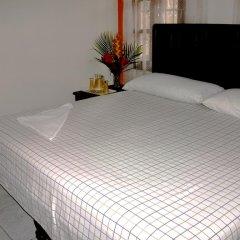 Hotel & Hostal Yaxkin Copan 2* Стандартный номер с двуспальной кроватью фото 5