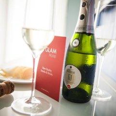 Hotel Glam Milano 4* Люкс с различными типами кроватей фото 7