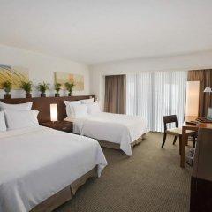 Отель Fiesta Americana - Guadalajara 4* Номер Делюкс с различными типами кроватей фото 8