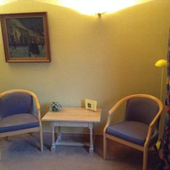 Отель Pannenhuis 3* Стандартный номер с двуспальной кроватью фото 3
