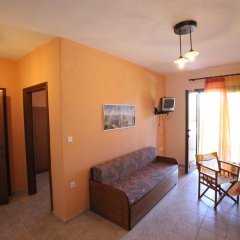 Апартаменты Elena Apartments & Studios Ситония комната для гостей фото 4