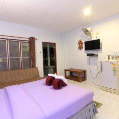 Отель Saladan Beach Resort 3* Бунгало с различными типами кроватей фото 26