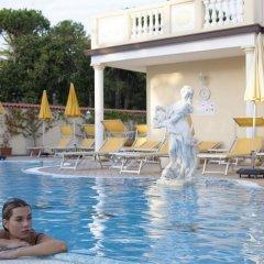 Отель Terme Roma Италия, Абано-Терме - 2 отзыва об отеле, цены и фото номеров - забронировать отель Terme Roma онлайн бассейн фото 3