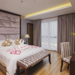Athena Boutique Hotel 3* Люкс с различными типами кроватей фото 6