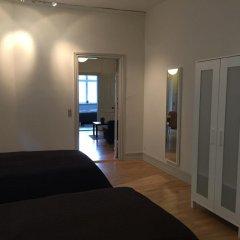 Апартаменты Nybro Apartments комната для гостей фото 5