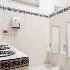 Отель Hostal de Maria Кровать в общем номере с двухъярусной кроватью