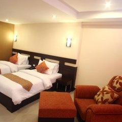 Hotel La Villa Khon Kaen 3* Номер Делюкс с 2 отдельными кроватями фото 4