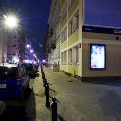 Апартаменты Goodnight Warsaw Apartments Wilcza 26a парковка