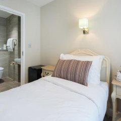 Отель Docklands Lodge London 3* Улучшенный номер с 2 отдельными кроватями фото 2