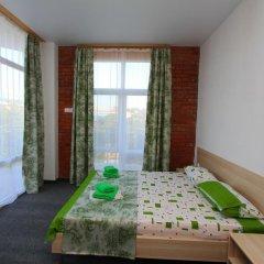 Гостиница Фантазия Номер Делюкс с разными типами кроватей фото 2