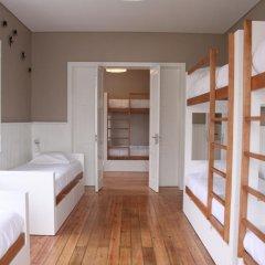 Porto Spot Hostel Кровать в общем номере фото 10