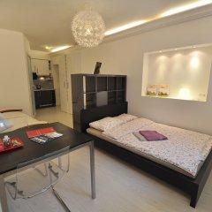 Апартаменты Four Squares Apartments on Tverskaya Студия с различными типами кроватей фото 11