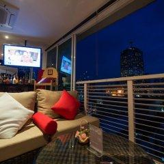 Отель Bless Residence Бангкок гостиничный бар