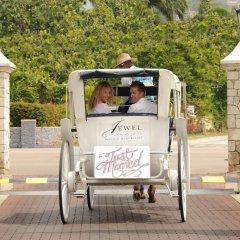 Отель Jewel Runaway Bay Beach & Golf Resort All Inclusive парковка