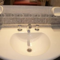 Terrazas Lodge Hotel Сан-Рафаэль ванная
