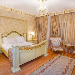 Отель White House Istanbul Улучшенный номер с различными типами кроватей фото 4