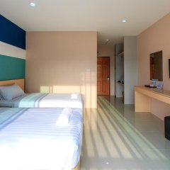 Отель JJ Residence Phuket Town 3* Улучшенный номер с 2 отдельными кроватями фото 2