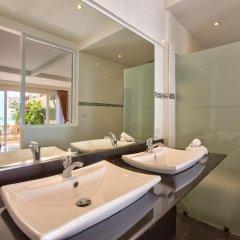Отель Crystal Bay Beach Resort 3* Номер Делюкс с различными типами кроватей фото 7
